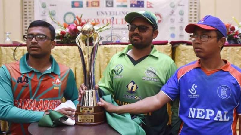 بھارتی ہٹ دھرمی کے باعث پاکستان سے بلائنڈ ورلڈ کپ کی میزبانی چھن گئی