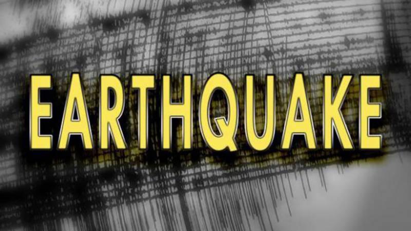 بلوچستان میں زلزلے کے جھٹکے ، علاقے میں خوف وہراس