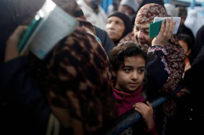 امریکہ نے فلسطین کیلئے ساڑھے چھ کروڑ ڈالر کی امداد روک دی