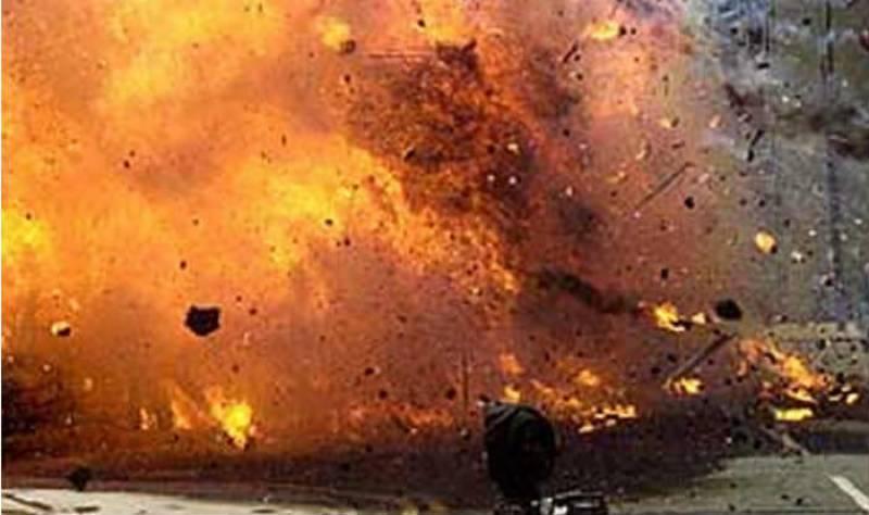چمن میں ڈسٹرکٹ پریس کلب کے قریب دھماکہ،ایک ایف سی اہلکار زخمی
