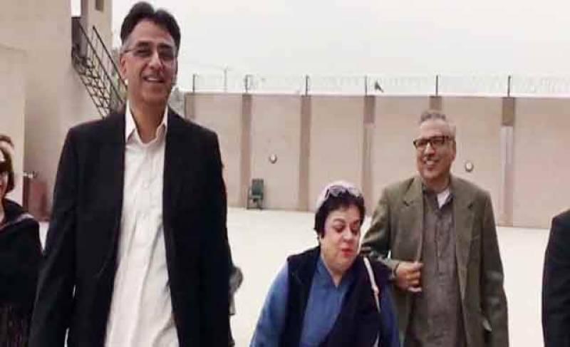 پی ٹی وی حملہ کیس میں تحریک انصاف کے تین رہنماؤں کی عبوری ضمانت منظور