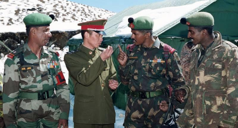 بھارتی فوج دھونس جمانے کی کوشش کر رہی ہے : چینی ریسرچ فیلو