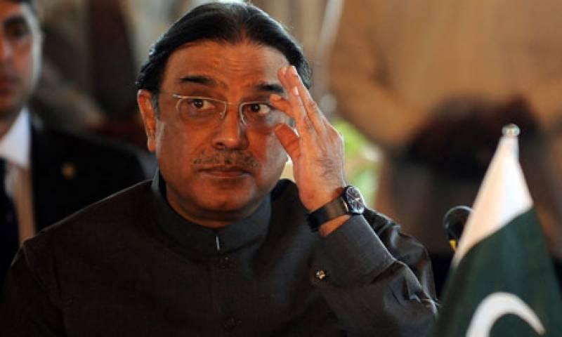 پارلیمنٹ نمائندہ ادارہ ہے اِسے گالی نہیں دی جاسکتی:آصف علی زرداری