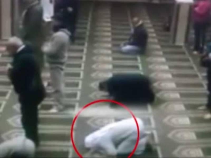 مصری شہری حالت سجدہ میں خالق حقیقی سے جاملا