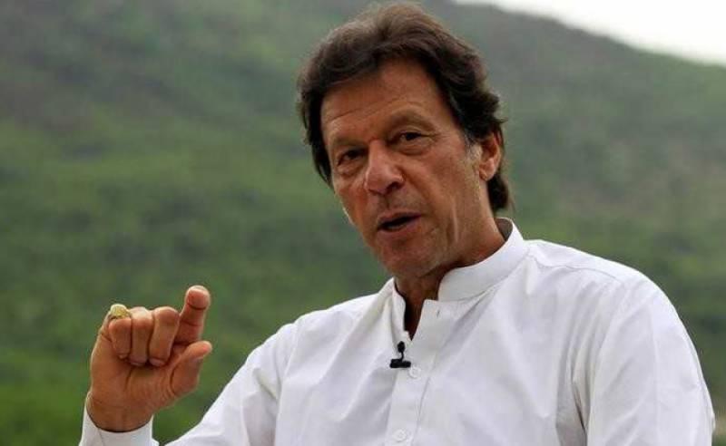 عمران خان 2 روزہ دورے پر دبئی روانہ
