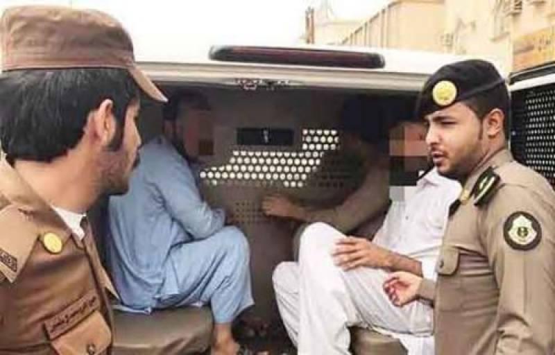 سعودی پولیس کی کارروائی ،1011 غیر قانونی تارکین وطن گرفتار
