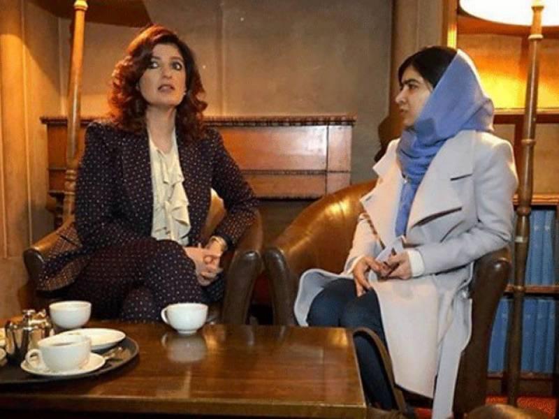 اکشے کمار کی فلم'پیڈ مین' کی سپورٹ میں ملالہ یوسفزئی بھی سرگرم