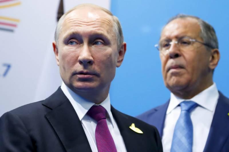 امریکی پالیسی تصادم پر مبنی ہے: روس