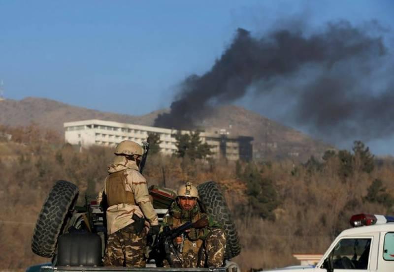 کابل: ہوٹل پر دہشت گردوں کا حملہ، ہلاکتوں کی تعداد 30 ہو گئی