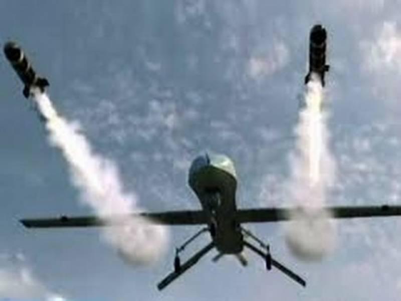 اورکزئی ایجنسی کے سرحدی علاقہ سپن ٹل میں گھر پر ڈرون حملہ،حقانی گروپ کے کمانڈر سمیت 2 افراد ہلاک