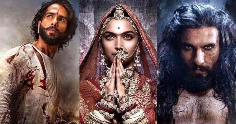 فلم ''پدماوت'' پر کوئی پابندی نہیں لگے گی، بھارتی سپریم کورٹ