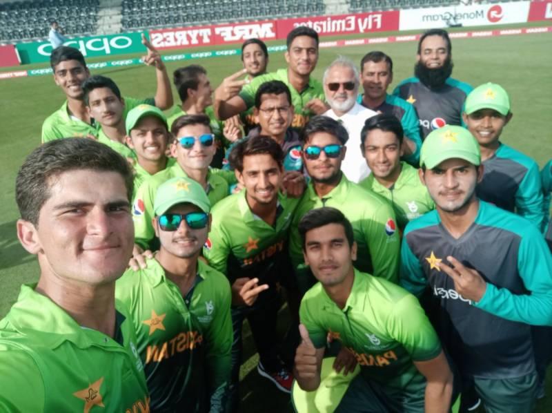 انڈر19 ورلڈ کپ:پاکستان نے جنوبی افریقہ کو 3 وکٹوں سے ہرا کر سیمی فائنل میں جگہ بنالی