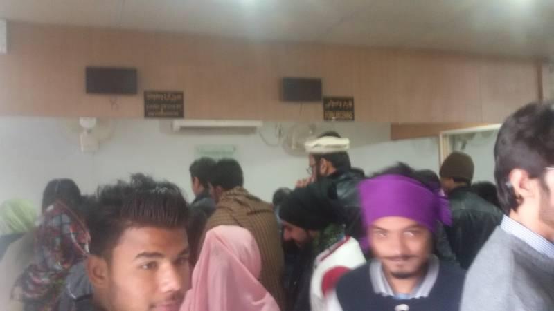 لاہور: نادرا ایگزیکٹو آفس کالج رو ڈ کے عملے نے شہریوں کو تنگ کرنے کا نیا طریقہ نکال لیا
