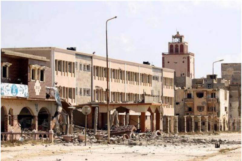 لیبیا میں بم دھماکوں سے 33 افراد ہلاک، 50 سے زائد زخمی