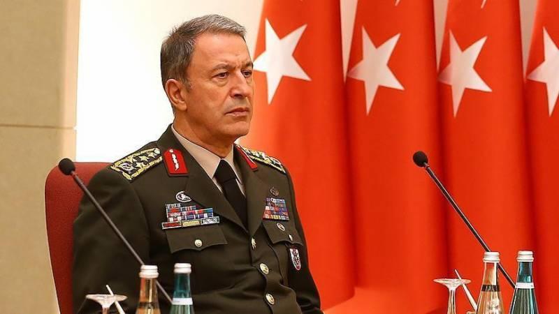 دہشت گردوں کو اپنے کئے کا بدلہ چکانا اور بہائے ہوئے خون کا حساب دینا پڑے گا، ترک فوجی جنرل