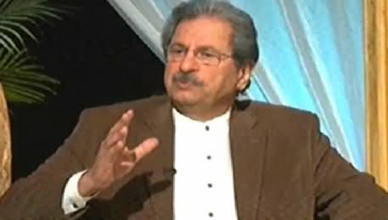 پریس کانفرنس میں شہباز شریف کے قہقہے شرمناک رویہ تھا : شفقت محمود