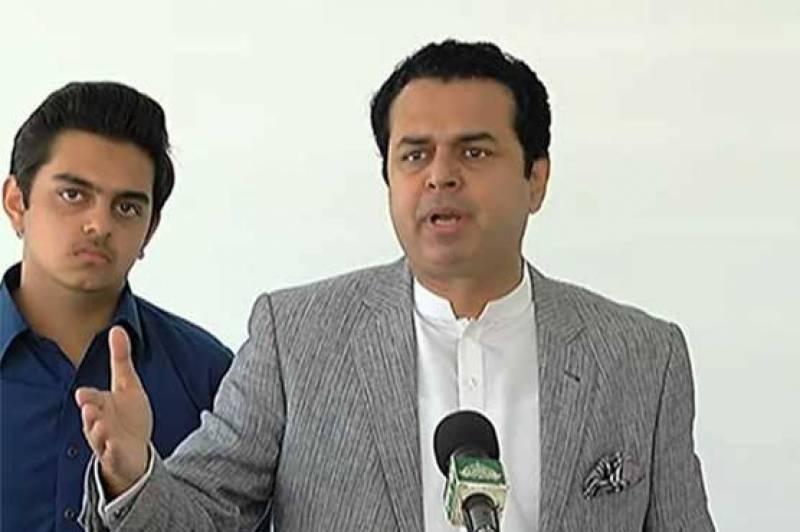 عمران خان نے پچھلی بار بھی جعلی استعفیٰ دیا تھا : طلال چوہدری