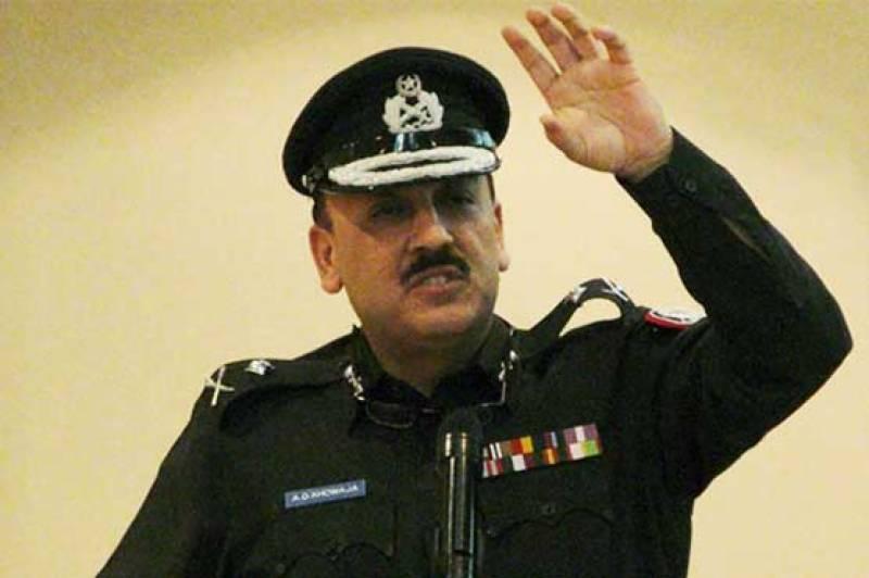 آئی جی سندھ نے راؤ انوار کے الزامات کو مسترد کردیا