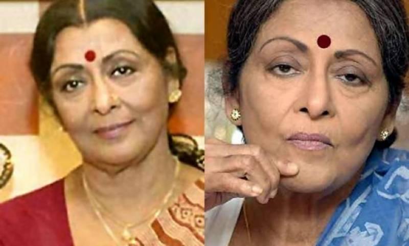 بنگالی فلموں کی سابق معروف اداکارہ سپریا دیوی انتقال کر گئیں