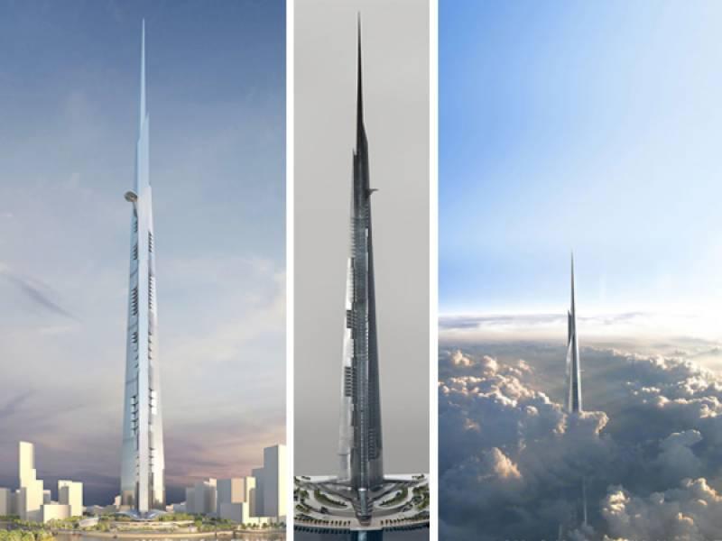 دنیا کی سب سے بلند عمارت کی تعمیر کا باقاعدہ طور پر معاہدہ طے پاگیا