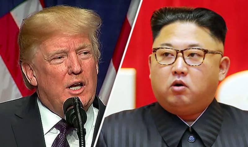 امریکا کا شمالی کوریا کے جوہری پروگرام کے خلاف مزید نئی پابندیوں کا اعلان