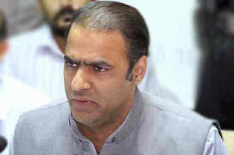 میاں نواز شریف خطے میں امن ، تحفظ کی ضمانت ہیں:عابد شیر علی