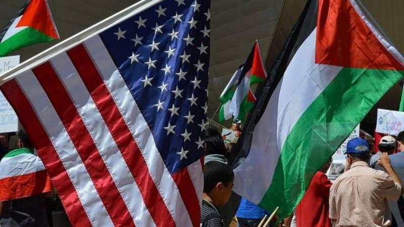 فلسطین نے اسرائیل کے ساتھ امن عمل شروع نہ کیا تو امداد بند کر دیں گے : ٹرمپ