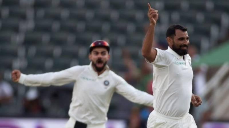 بھارت نے دوسرے ٹیسٹ میں جنوبی افریقہ کو 63 رنز سے شکست دیدی