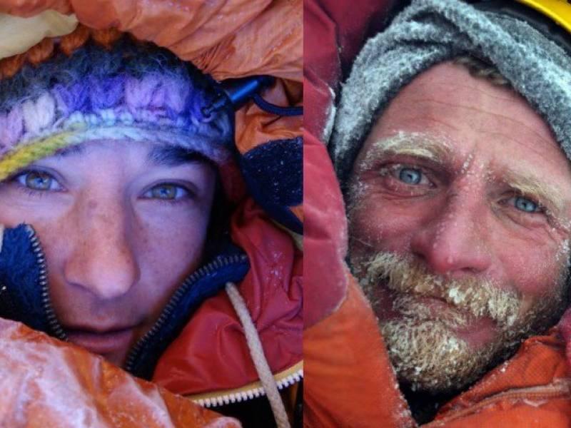 نانگا پربت پرپھنسی فرنچ خاتون کوہ پیما کو ریسکیو کرلیا گیا