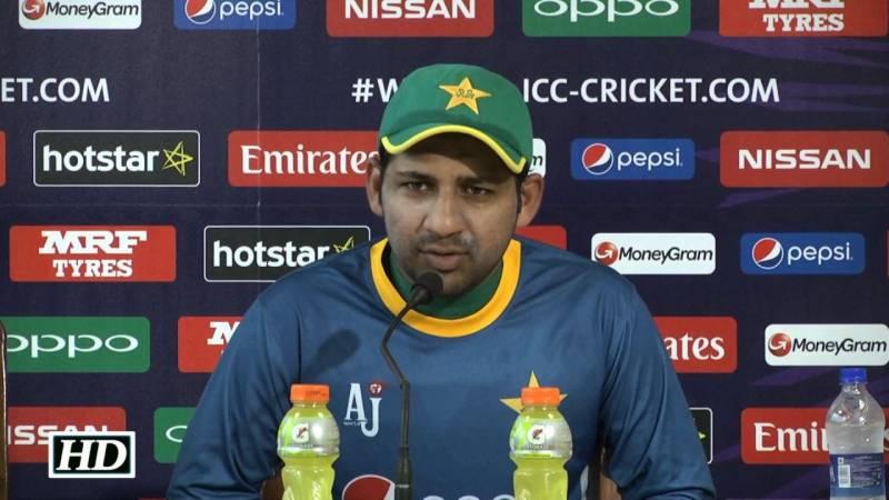 کھلاڑیوں کو بتا دیا تھا کہ کشتیاں جلا کر آج کا میچ کھیلنا ہے، سرفراز احمد