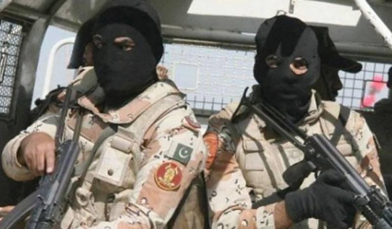 کراچی میں ڈکیتی کے دوران مزاحمت،رینجرز اہلکار شہید