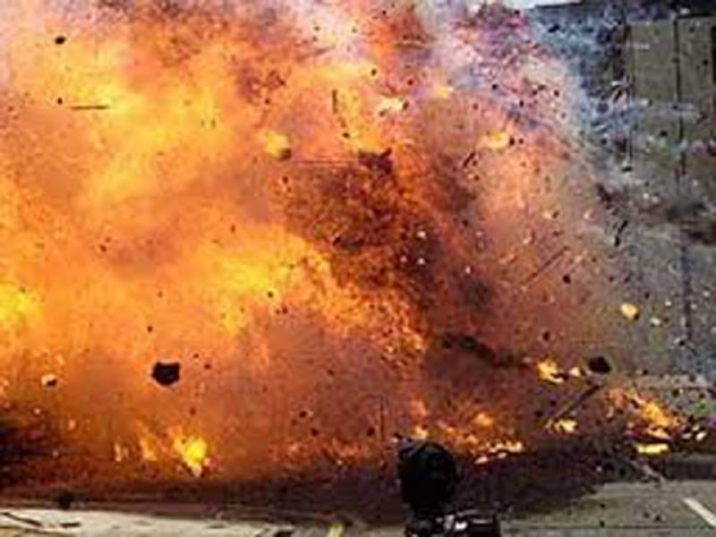 کرم ایجنسی، اپر کرم میں بارودی سرنگ کا دھماکا، 7افراد جاں بحق