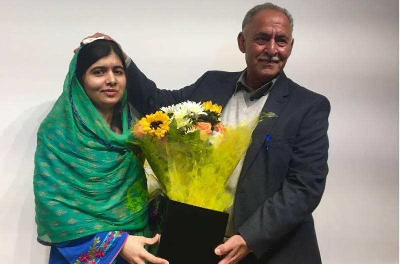 مشال خان کے والد کو انصاف دلانے میں ہم لالا کے ساتھ کھڑے ہیں، ملالہ