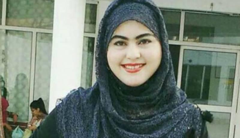 پولیس نے عاصمہ قتل کیس میں نامزد ملزم صادق اللہ آفریدی کو گرفتارکرلیا