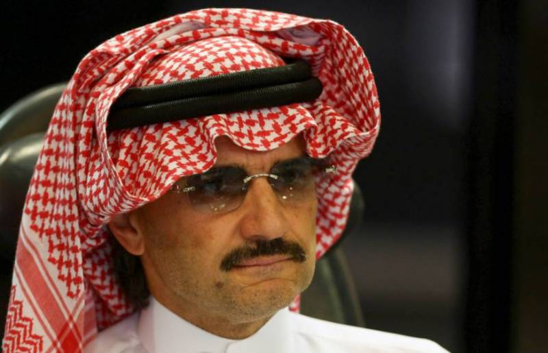 6 ارب ڈالر جرمانہ دے کر بھی سعودی شہزادہ ولید بن طلال نظر بند: رپورٹ