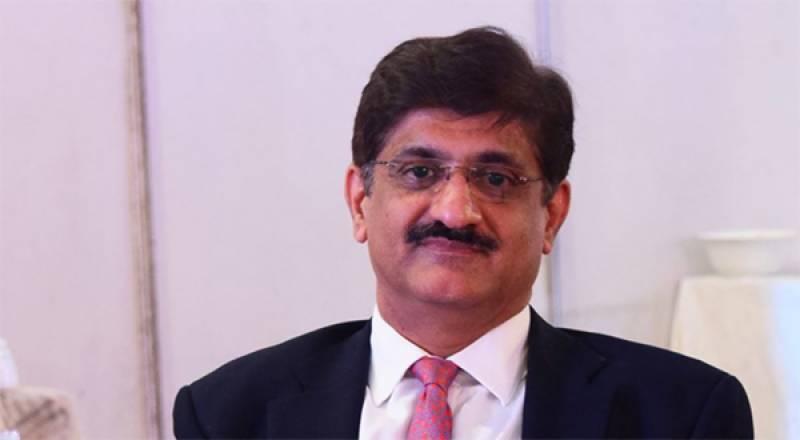 وزیراعلی سندھ کی زرداری کے راو انوار سے تعلقات کی تردید