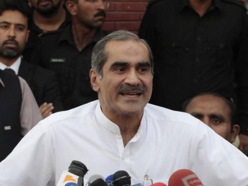 عدلیہ کا فیصلہ حق میں ہو یا خلاف، اس کو ماننا ہمارا فرض ہے، سعد رفیق