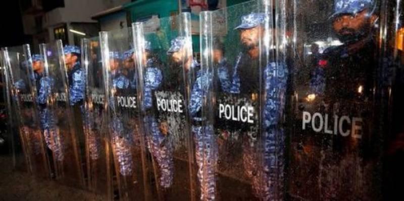 مالدیپ میں پندرہ روز کیلئے ایمرجنسی نافذ ،سپریم کورٹ کے چیف جسٹس سمیت2 جج اور اپوزیشن لیڈر گرفتار