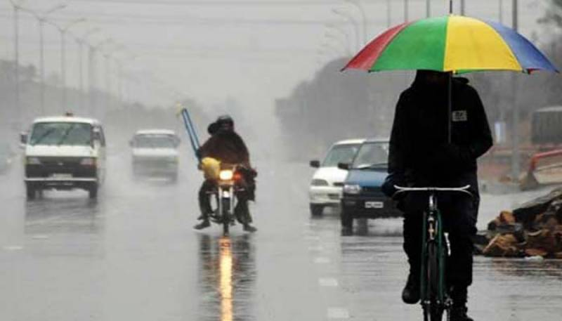محکمہ موسمیات نے لاہور میں اگلے ہفتے کے شروع سے ہی بارشوں کی نوید سنا دی