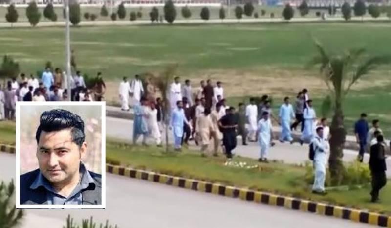 مردان یونیورسٹی میں قتل ہونیوالے مشال خان کے کیس کا فیصلہ آج متوقع