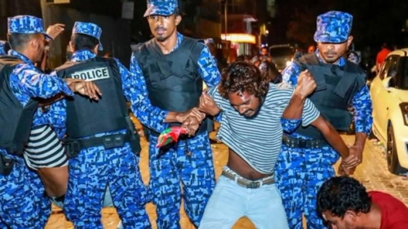 مالدیپ سپریم کورٹ نے اپوزیشن رہنماﺅں کی رہائی کا فیصلہ منسوخ کردیا