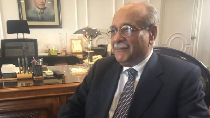 بین الاقوامی کرکٹ کی مکمل بحالی میں 2 سال کا عرصہ لگے گا، نجم سیٹھی