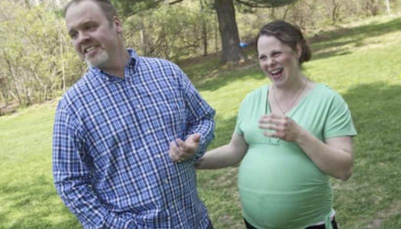 امریکی جوڑے کے ہاں 14ویں بچے کی پیدائش متوقع