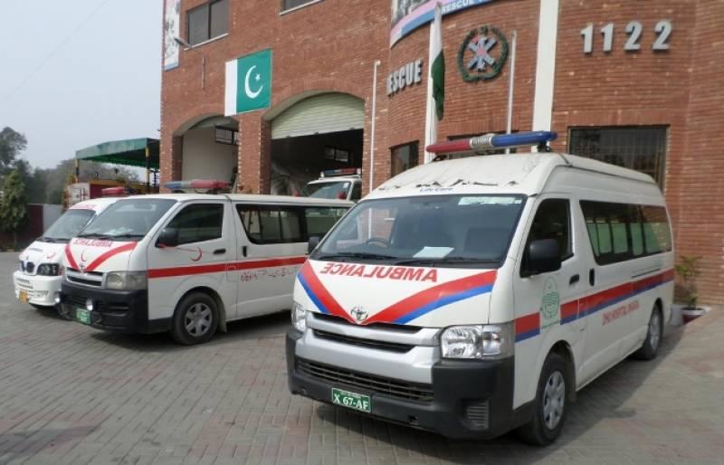 پنجاب حکومت نے ریسکیو 1122 کو مزید 30 کروڑ دینے سے انکار کر دیا