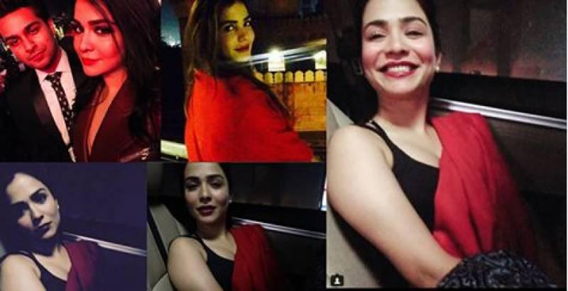 اداکارہ حمائمہ ملک کی نئی تصاویر نے ہنگامہ برپا کردیا،شدید تنقید کا سامنا