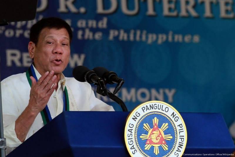فلپائنی صدرنے تما م فلپائنی شہریوں کو کویت سے واپس آنے کی ہدایت کر دی
