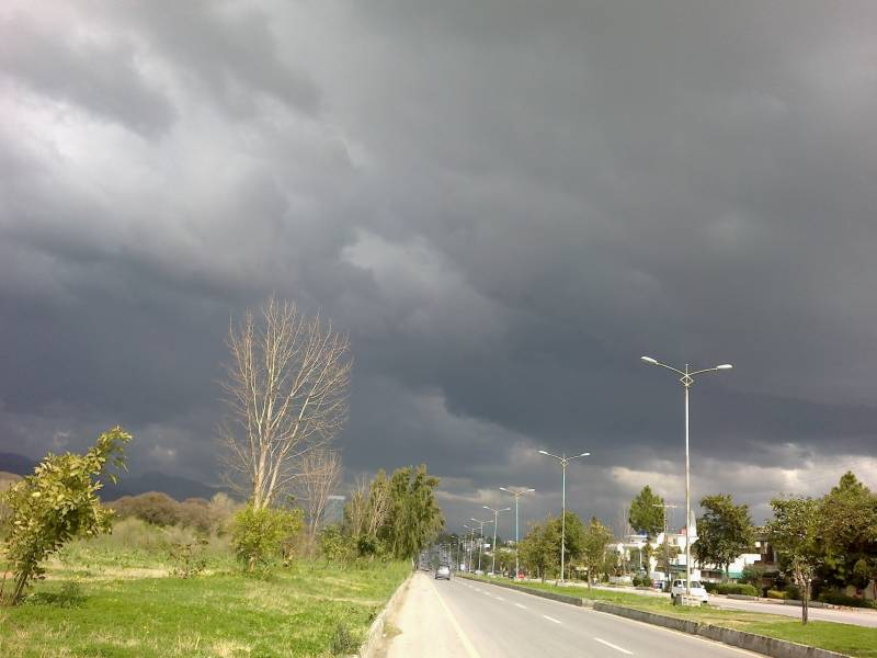 خیبرپختونخوا، فاٹا، بالائی پنجاب میں اتوار اور پیر کو بارش کی پیشگوئی