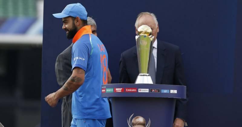 بھارت سے چیمپئنز ٹرافی 2021 کی میزبانی چھننے کا امکان