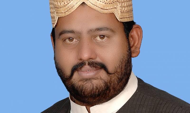 مسلم لیگ(ن) کے رکن قومی اسمبلی علی حسن گیلانی کا پارٹی چھوڑنے کا اعلان