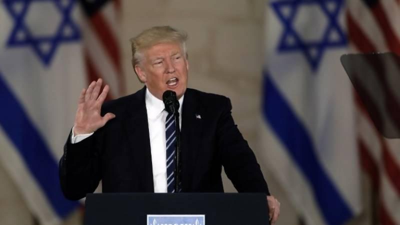 یہودی بستیوں کا معاملہ امن عمل کو پیچیدہ بنا سکتا ہے، امریکی صدر